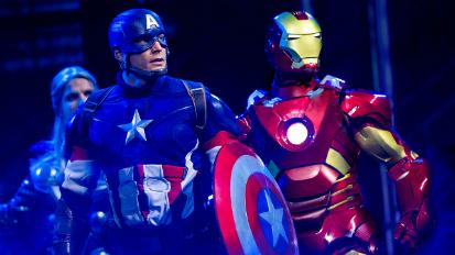 Temporada de los Superhéroes Marvel